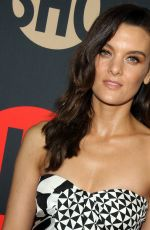 FRANKIE SHAW at Showtime Golden Globe Nominee Celebration in Los Angeles 01/06/2018