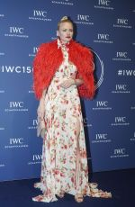 FRANZISKA KNUPPE at IWC Schaffhausen Gala at SIHH 2018 in Geneva 01/16/2018