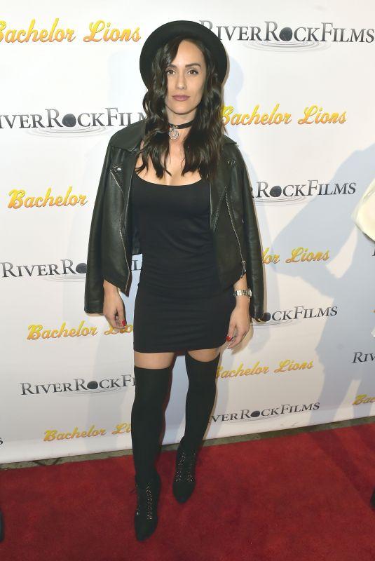 GABRIELA LOPEZ at Bachelor Lions Premiere in Los Angeles 01/09/2018