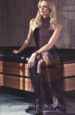GABRIELLA WILDE in Marie Claire Magazine, UK February 2018 Issue