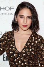 GABRIELLE RUIZ at Entertainment Weekly Pre-SAG Party in Los Angeles 01/20/2018