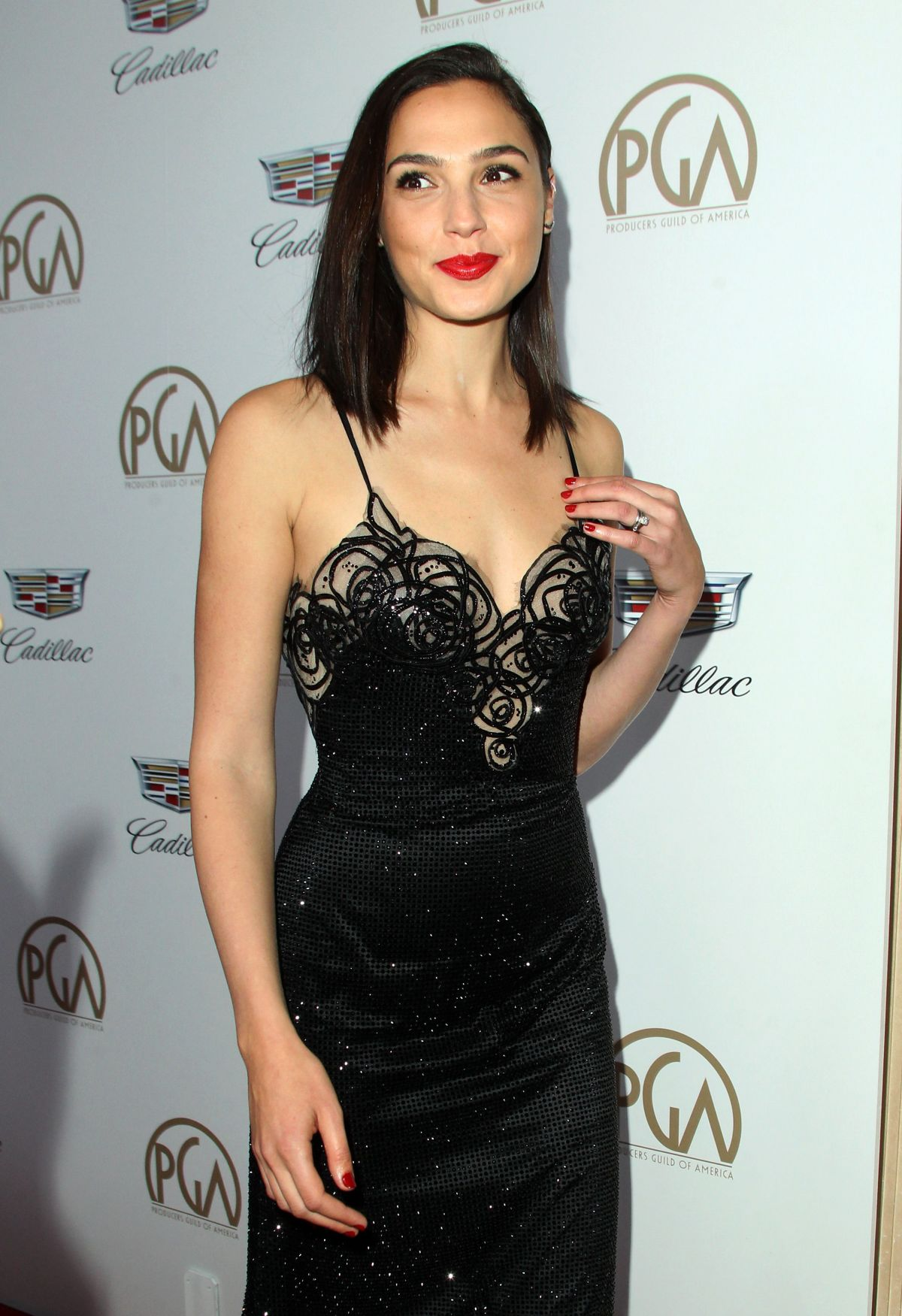 GAL GADOT at Producers Guild Awards 2018 in Beverly Hills 01\/20\/2018 - HawtCelebs