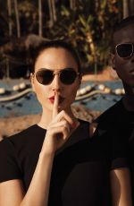 GAL GADOT for Cool Ray 2017 Collection