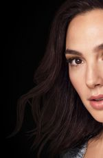 GAL GADOT for Revlon Live Boldly, January 2018 Campaign