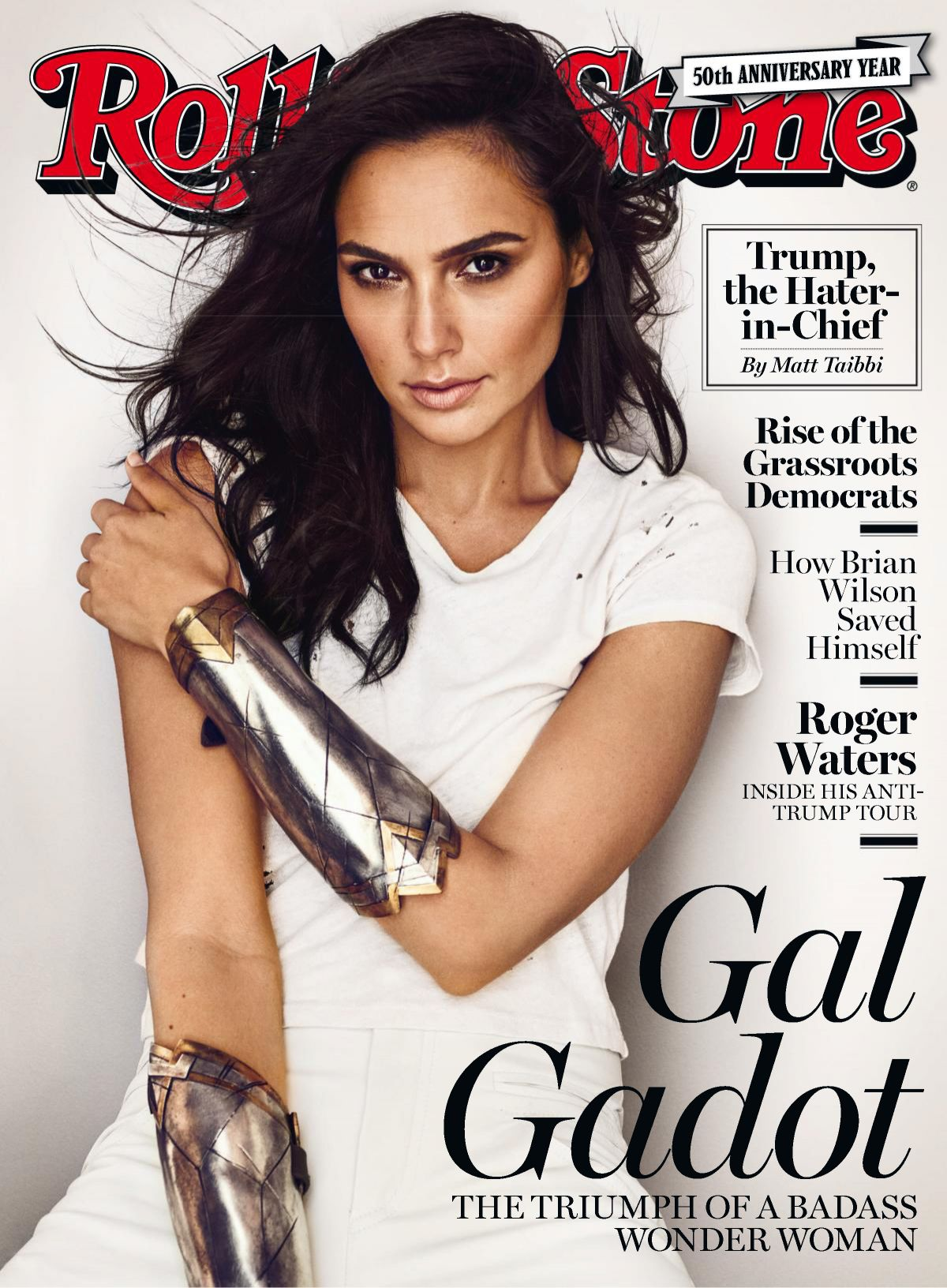 gal gadot in rolling stone magazine september 2017 issue hawtcelebs. Black Bedroom Furniture Sets. Home Design Ideas