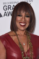 GAYLE KING at Clive Davis and Recording Academy Pre-Grammy Gala in New York 01/27/2018
