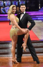 GEMMA ATKINSON at Strictly Come Dancing: The Live Tour! Photocall in Birmingham 01/18/2018