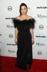 GIDEON ADLON at Marie Claire Image Makers Awards in Los Angeles 01/11/2018