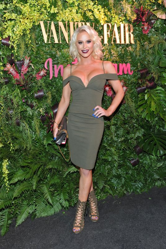 GIGI GORGEOUS at Vanity Fair Celebrate New Class of Entertainers in West Hollywood 01/06/2018