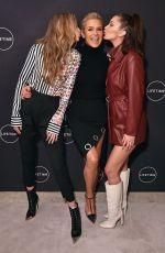 GIGI HADID at Making a Model with Yolanda Hadid Premiere in New York 01/11/2018