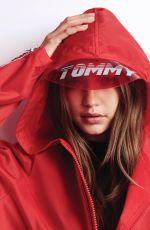 GIGI HADID for Tommy x Gigi Spring/Summer 2018 Collection