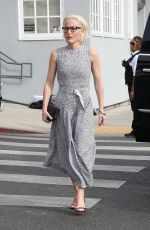 GILLIAN ANDERSON at 5th Annual Gold Meets Golden in Los Angeles 01/06/2018