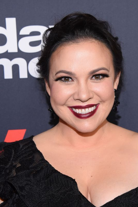 GLORIA CALDERON at One Day at a Time Season 2 Premiere in Los Angeles 01/24/2018
