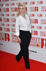 GRACE CHATTO at Brit Awards Nominations Launch Party in London 01/13/2018
