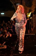 GRACE DAVIES Performs at G-A-Y Club in London 01/17/2018