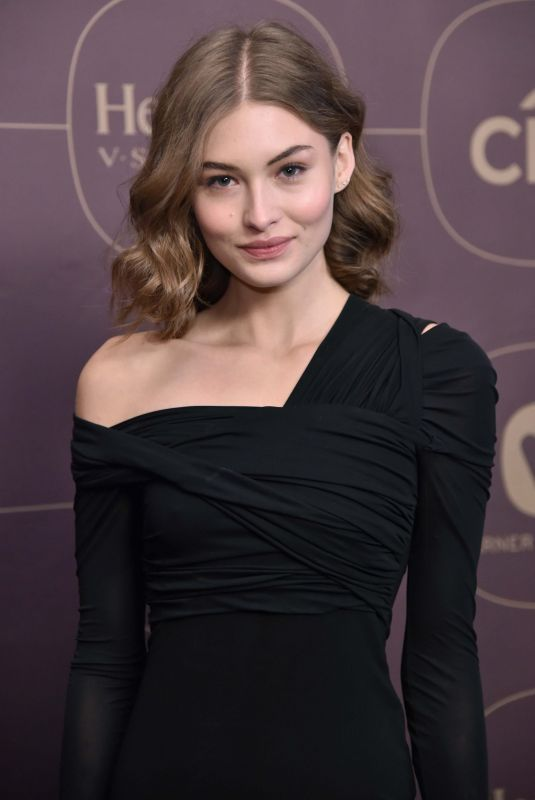 GRACE ELIZABETH at Delta Airlines Pre-grammy Party in New York 01/25/2018