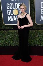 GRETA GERWIG at 75th Annual Golden Globe Awards in Beverly Hills 01/07/2018