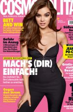 HAILEE STEINFELD in Cosmopolitan Magazine, Germany February 2018