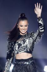 HAILEE STEINFELD Performs at Dick Clark