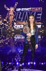 HAILEE STEINFELD Performs at Lip Sync Battle Live: A Michael Jackson Celebration in Los Angeles 01/18/2018