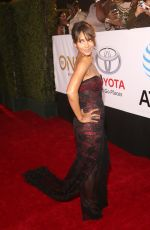 HALLE BERRY at 49th Naacp Image Awards in Pasadena 01/14/2018