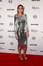 HEIDI KLUM at Marie Claire Image Makers Awards in Los Angeles 01/11/2018