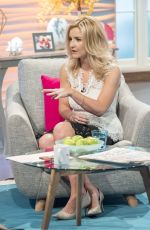 HELEN SKELTON at Loose Women Show in London 01/03/2018