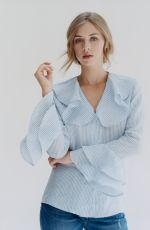 HERMIONE CORFIELD for Town and Country: Great British Brands 2018