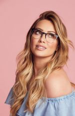 HILARY DUFF for Hilary Duff Collection with glassesusa.com 2018