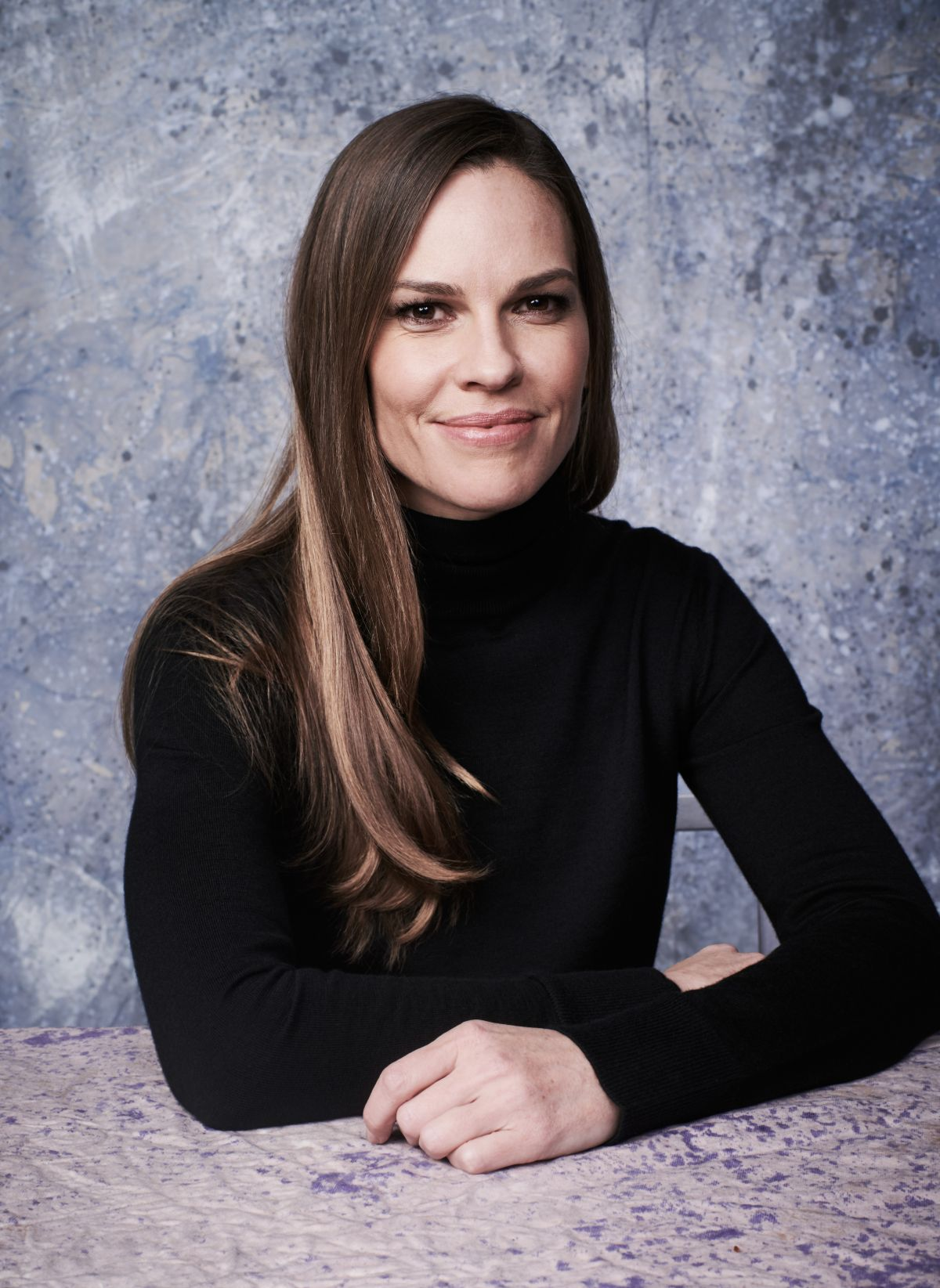HILARY SWANK at Deadli...