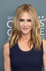 HOLLY HUNTER at 2018 Critics
