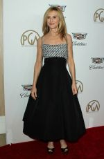 HOLLY HUNTER at Producers Guild Awards 2018 in Beverly Hills 01/20/2018