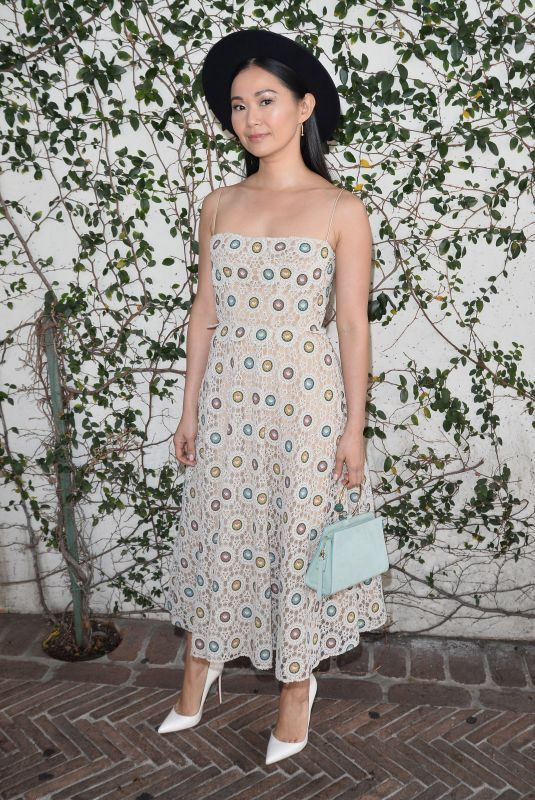 HONG CHAU at W Magazine's It Girls with Dior in Los Angeles 01/06/2018