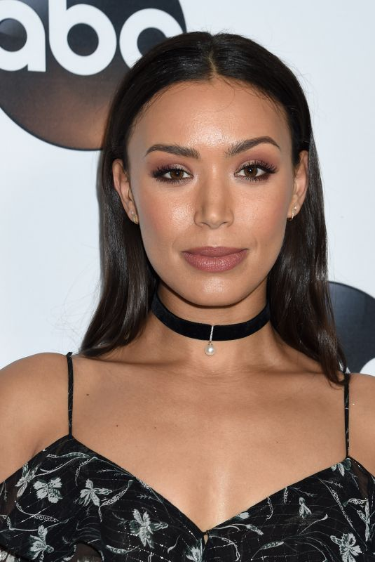 ILFENESH HADERA at ABC All-star Party at TCA Winter Press Tour in Los Angeles 01/08/2018