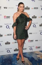 IMOGEN THOMAS at Nordoff Robbins Six Nations Championship Rugby Dinner in London 01/17/2018
