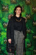 INDIRA VARMA at Cirque Du Soleil Ovo Premiere in London 01/10/2018