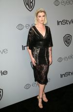 IRELAND BALDWIN at Instyle and Warner Bros Golden Globes After-party in Los Angeles 01/07/2018