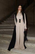 IRIS MITTENAERE at Stephane Rolland Fashion Show at Paris Fashion Week 01/23/2018