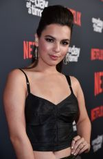 ISABELLA GOMEZ at One Day at a Time Season 2 Premiere in Los Angeles 01/24/2018