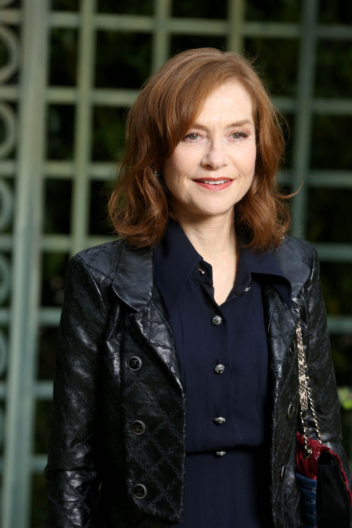 ISABELLE HUPPERT at Chanel Show at Spring/Summer 2018 Haute Couture Fashion Week in Paris 01/23 ...