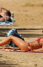 ISIS VALVERDE in Bikini at a Beach in Hawaii 01/19/2018