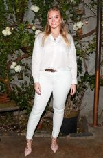 ISKRA LAWRENCE at Aeriereal Role Models Dinner Party in New York 01/25/2018