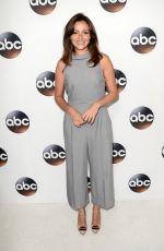 ITALIA RICCI at ABC All-star Party at TCA Winter Press Tour in Los Angeles 01/08/2018