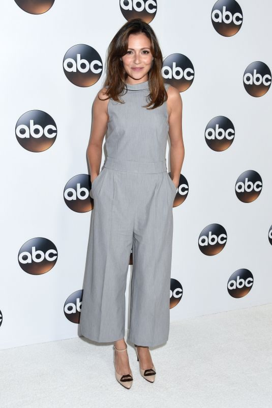 ITALIA RICCI at ABC All-star Party at TCA Winter Press Tour in Los Angeles 01/08/2018