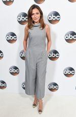 ITALIA RICCI at Disney/ABC Television TCA Winter Press Tour in Los Angeles 01/08/2018