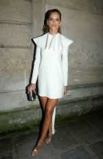 IZABEL GOLUART at Valentino Show at Spring/Summer 2018 Haute Couture Fashion Week in Paris 01/24/2018