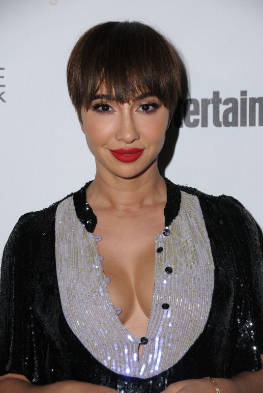 JACKIE CRUZ at Entertainment Weekly Pre-SAG Party in Los Angeles 01/20/2018