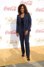JACKIE JOYNER KERSEE at 5th Annual Gold Meets Golden in Los Angeles 01/06/2018