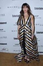 JACKIE TOHN at Entertainment Weekly Pre-SAG Party in Los Angeles 01/20/2018