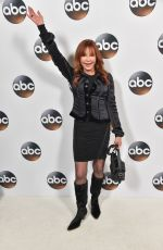 JACKIE ZEMAN at ABC All-star Party at TCA Winter Press Tour in Los Angeles 01/08/2018